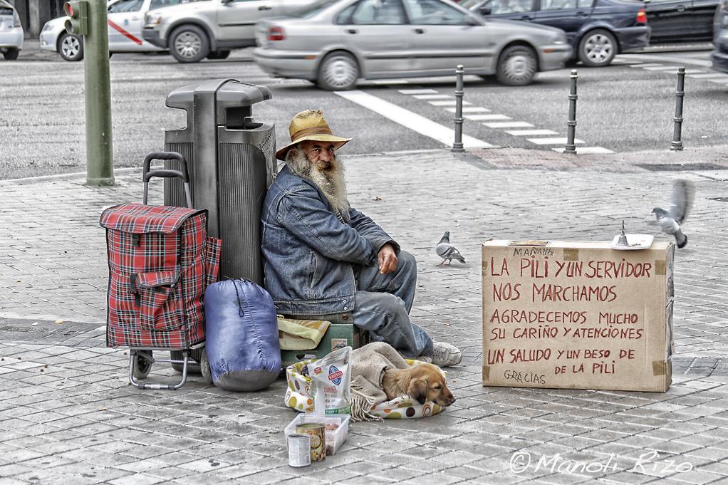 LA PILI Y UN SERVIDOR