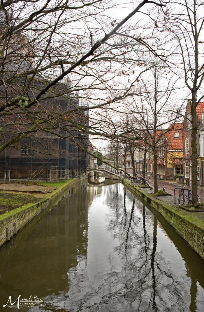 CANAL EN DELFT